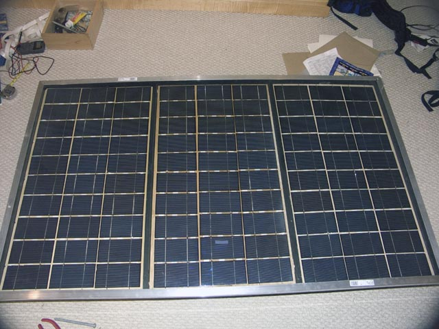 do it yourself solar panels